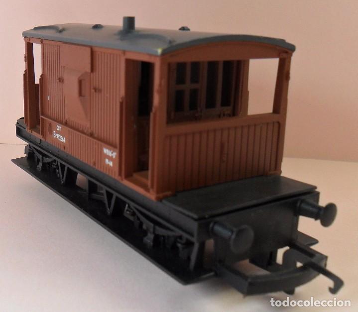 Trenes Escala: HORNBY (ELECTROTREN) H0 - Vagón de frenos - Foto 6 - 83567224