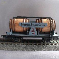 Trenes Escala: ELECTROTREN 801 ANTIGUO VAGON CUBA DE GONZALEZ VIAS DESCATALOGADO. Lote 83948096
