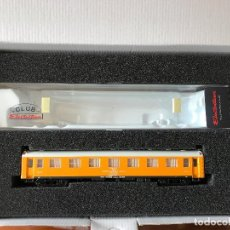 Trenes Escala: CLUB ELECTROTREN 2011. VAGON COCHE TALLER MEDIANA INTERVENCION. LA CORUÑA. REF: 5082K. Lote 84046572