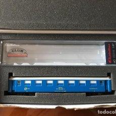 Trenes Escala: CLUB ELECTROTREN 2004. RENFE. COCHE TALGO MAQUINARIA DE VIA. REF: 5063K. Lote 84575356