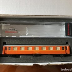 Trenes Escala: CLUB ELECTROTREN 2005. COCHE VIDEO. REF: 5064K.. Lote 84575820