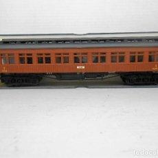Trenes Escala: ELECTROTREN VAGON PASAJEROS REF 5000 WAGON COCHE HO TREN TRENES FERROCARRIL. Lote 84614004