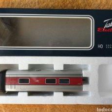 Trenes Escala: COCHE CAFETERÍA TALGO III TC1 ELECTROTREN ESCALA H0. Lote 88361947