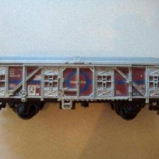 Trenes Escala: VAGON TRANSFESA ELECTROTREN. Lote 90738075