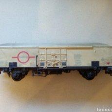 Trenes Escala: VAGON TRANSFESA ELECTROTREN. Lote 90739504