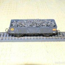Trenes Escala: VAGON ELECTROTREN CARBON, Nº 1201, . Lote 93737800
