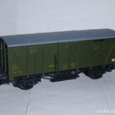 Trenes Escala: 0169-ELECTROTREN REF.1342 FURGON DE EQUIPAJE RENFE DV 339926 EP.IV H0 - 1/87. Lote 95667075