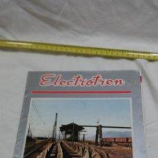 Trenes Escala: CATALOGO HO ELECTROTREN. Lote 95967147