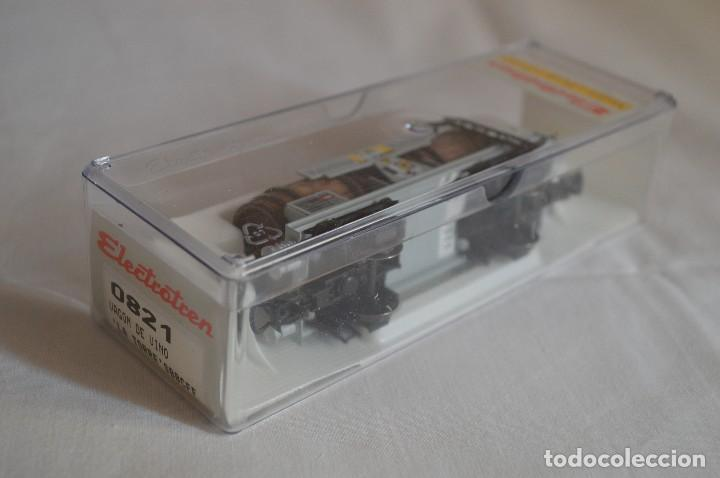 Trenes Escala: Vagón de vino La Torre SBB-CFF. Mod. 821. Serie limitada. Escala H0. Electrotren. romanjuguetesymas. - Foto 2 - 222247315