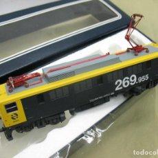 Trenes Escala: LOCOMOTORA RENFE ELECTROTREN 2619. Lote 101195639