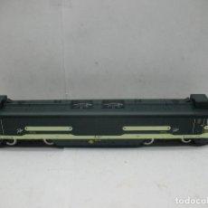 Trenes Escala: ELECTROTREN - LOCOMOTORA DIESEL TALGO RENFE VIRGEN DE ARANZAZU CORRIENTE CONTINUA- ESCALA H0. Lote 103038663