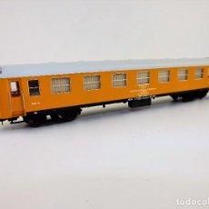 Trenes Escala: ELECTROTREN 5082K COCHE TALLER RENFE. Lote 103866687