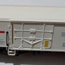 Trenes Escala: VAGÓN FRIGORÍFICO DE TRANSFESA. Lote 107534647