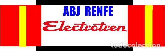 h0 AUTOMOTOR ABJ 7 RENFE electrotren mod. 2100 cc continua NUEVO EN CAJA similar mabar roco lima segunda mano