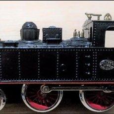 Trenes Escala: LOCOMOTORA O30 DE MZA ELECTROTREN H0, SIN MOTORIZAR. Lote 109077556
