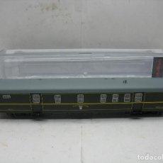 Trenes Escala: ELECTROTREN REF: 5220K - FURGÓN DE CORREOS D.G.D.C. 2020 - ESCALA H0. Lote 109258803
