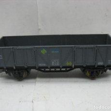 Trenes Escala: ELECTROTREN REF: 1200 - VAGÓN DE MERCANCÍAS ABIERTO RENFE - ESCALA H0. Lote 109259187