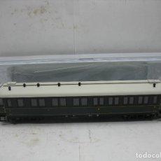 Trenes Escala: ELECTROTREN REF: 15000K - COCHE DE PASAJEROS VERDERÓN M.Z.A. MIXTO 1ª 3ª CLASE - ESCALA H0. Lote 109541927