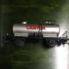 Trenes Escala: ELECTROTREN VAGÓN ESCALA N CAMPSA. Lote 112009943
