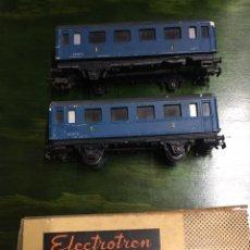 Trenes Escala: JYESA 2 VAGONES PASAJEROS. Lote 112010462