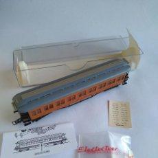 Trenes Escala: ELECTROTREN H0 VAGÓN COCHE COSTA 2ª MZA BWFFV 29, REF 5010K, NUEVO, VER FOTOS.VÁLIDO IBERTREN. Lote 112147435