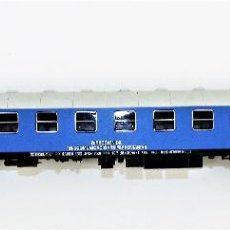 Trenes Escala: ELECTROTREN18003 K COCHE LABORATORIO RENFE. Lote 114986631