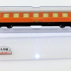 Trenes Escala: ELECTROTREN 5064 K COCHE VÍDEO. Lote 114986875