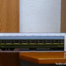 Trenes Escala: ELECTROTREN H0 COCHE DE VIAJEROS 1ª CLASE DE RENFE S/5000 REFERENCIA 5060K. Lote 122040051