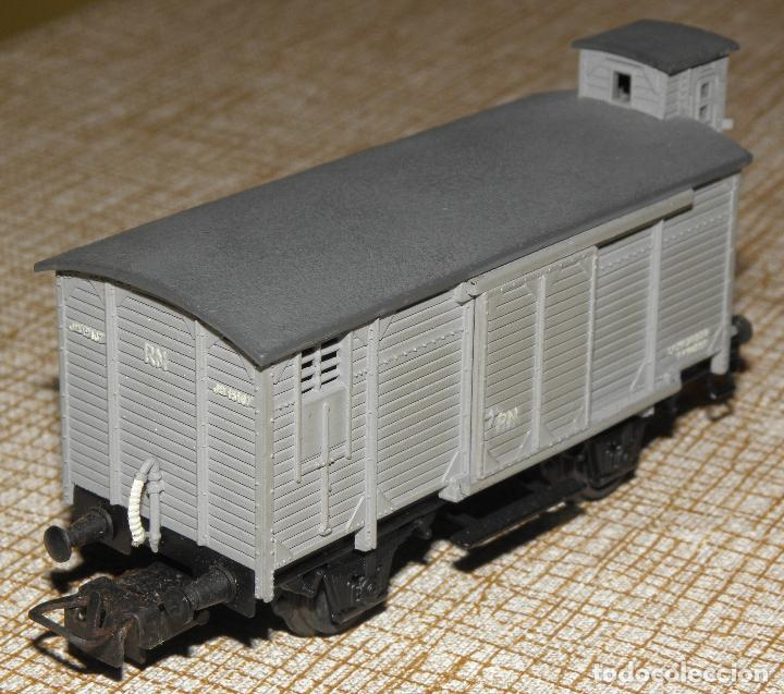 Wagon Ho Electrotren 5483K