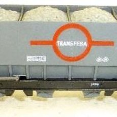 Trenes Escala: VAGÓN TRANSFESA RENFE ESCALA H0. Lote 128453911