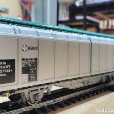 Trenes Escala: VAGÓN CERRADO RENFE H0. Lote 128459519