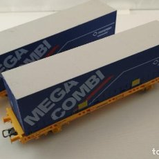 Trenes Escala: MEGA COMBI ELECTROTREN, . Lote 128551507