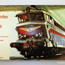 Trenes Escala: ELECTROTREN CAJA COMPLETA REF 3002 AC ANALÓGICO. Lote 130161215
