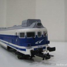 Trenes Escala: LOCOMOTORA ELECTROTREN 354 TALGO VIRGEN DEL PILAR. Lote 130681584
