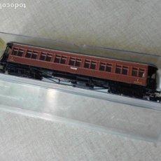 Trenes Escala: COCHE VIAJEROS COSTA - MZA 157 - ELECTROTREN 5008 - LUZ INTERIOR -. Lote 130873384