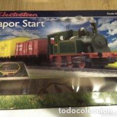 Trenes Escala: CAJA COMPLETA ELECTROTREN HO. Lote 132437626