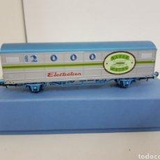 Trenes Escala: ELECTROTREN BAZAR MATEY AÑO 2000 ESCALA H0 DE 14CMS. Lote 134762081