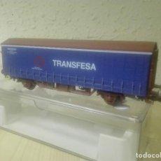 Trenes Escala: VAGON CERRADO HINS TRANSFESA SNCF ,REF. 1411K. Lote 139005706