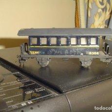 Trenes Escala: ELECTROTREN H0. VAGÓN PASAJEROS 1150/1. Lote 139874350