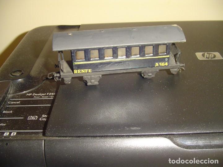 Trenes Escala: Electrotren H0. Vagón pasajeros 1150/1 - Foto 3 - 139874350