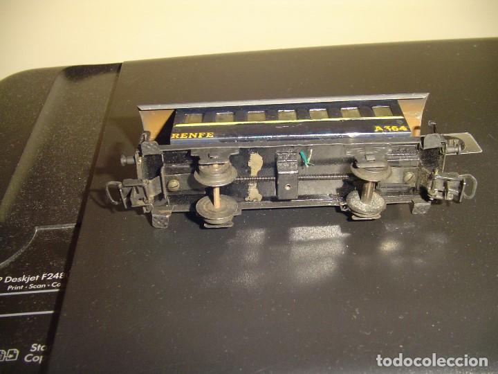 Trenes Escala: Electrotren H0. Vagón pasajeros 1150/1 - Foto 5 - 139874350