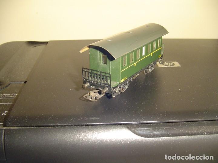 Trenes Escala: Electrotren. Antiguo vagón de pasajeros 1150/2 - Foto 2 - 139875410
