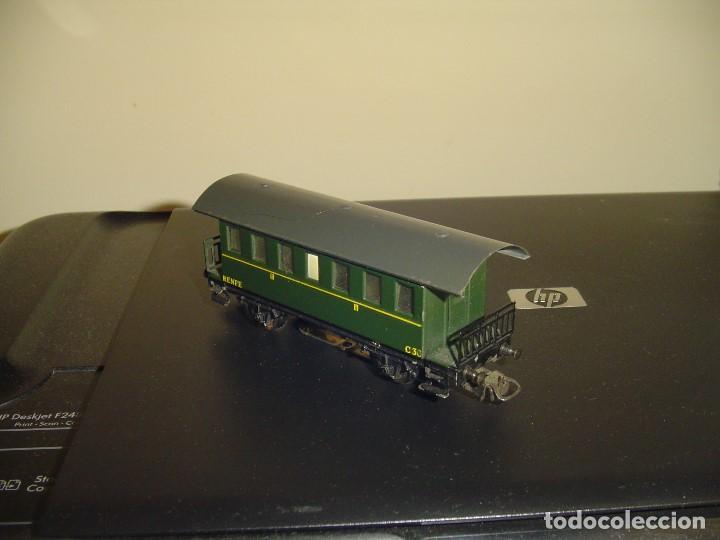 Trenes Escala: Electrotren. Antiguo vagón de pasajeros 1150/2 - Foto 3 - 139875410
