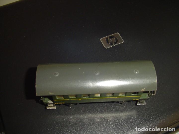 Trenes Escala: Electrotren. Antiguo vagón de pasajeros 1150/2 - Foto 4 - 139875410