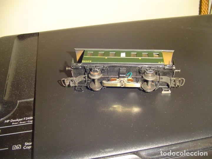 Trenes Escala: Electrotren. Antiguo vagón de pasajeros 1150/2 - Foto 6 - 139875410
