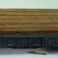 Trenes Escala: ELECTROTREN MADERA AÑOS 60. Lote 140162942