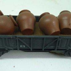 Trenes Escala: ELECTROTREN TINAJAS AÑOS 60. Lote 140163198
