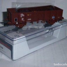 Trenes Escala: 0176-ELECTROTREN REF.1258 VAGÓN ABIERTO X-1 EP. IV-V ROJO ÓXIDO H0 - 1/87. Lote 140647546