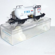 Trenes Escala: 0184-ELECTROTREN 1711 CISTERNA FINA EP.IV H0 - 1/87. Lote 140650450