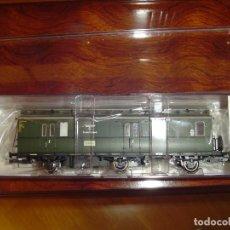 Trenes Escala: ELECTROTREN H0. VAGÓN DEUTCHE POST SERIE PARA ALEMANIA.. Lote 143032510